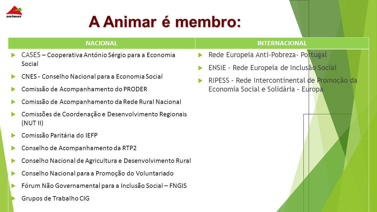 NACIONALINTERNACIONAL CASES – Cooperativa António Sérgio para a Economia Social CNES - Conselho Nacional para a Economia Social Comissão de Acompanham