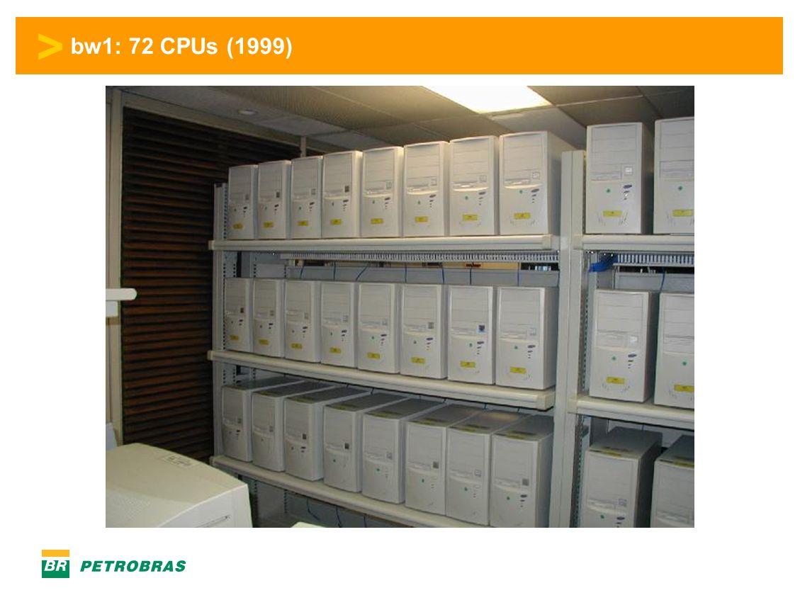 > bw1: 72 CPUs (1999)