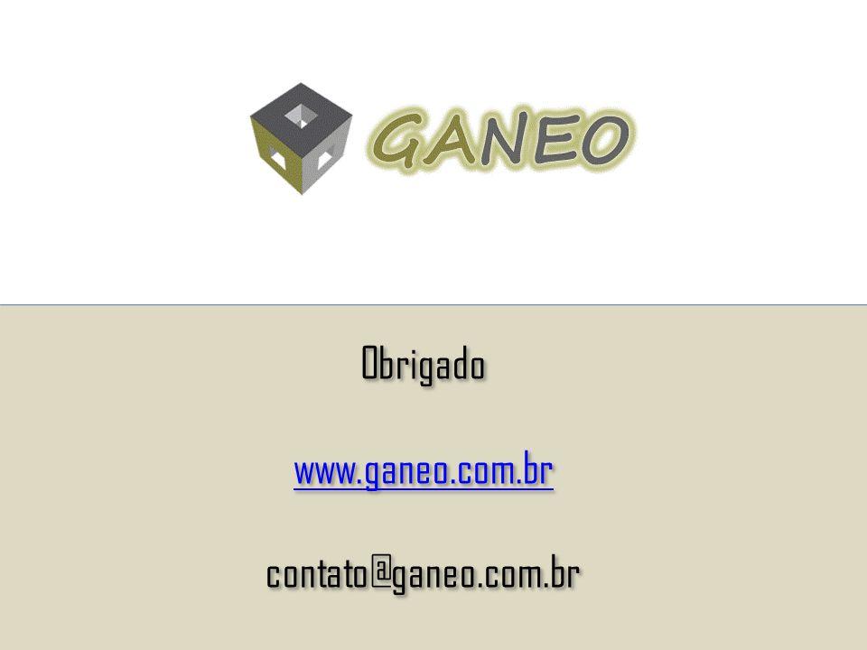 Obrigado www.ganeo.com.br contato@ganeo.com.br Obrigado www.ganeo.com.br contato@ganeo.com.br