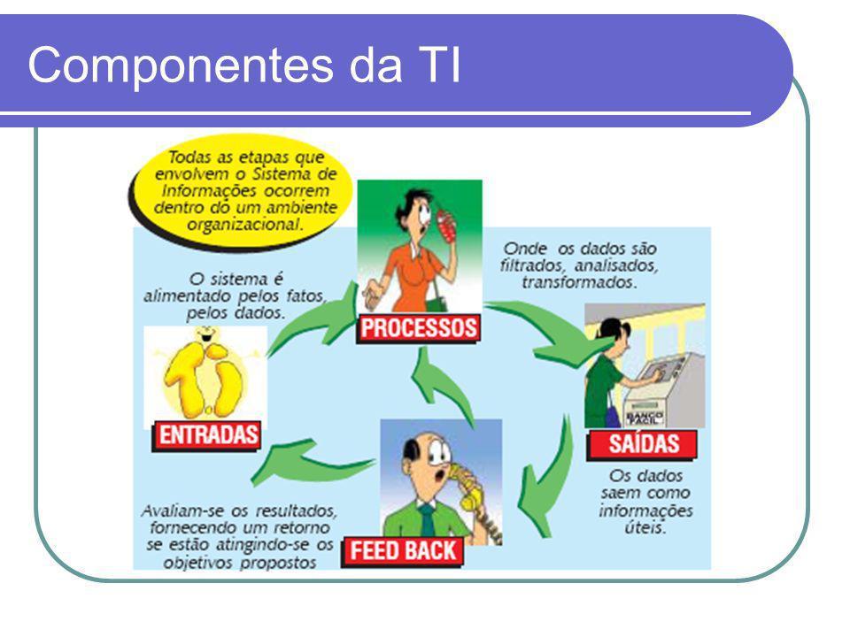 Componentes da TI