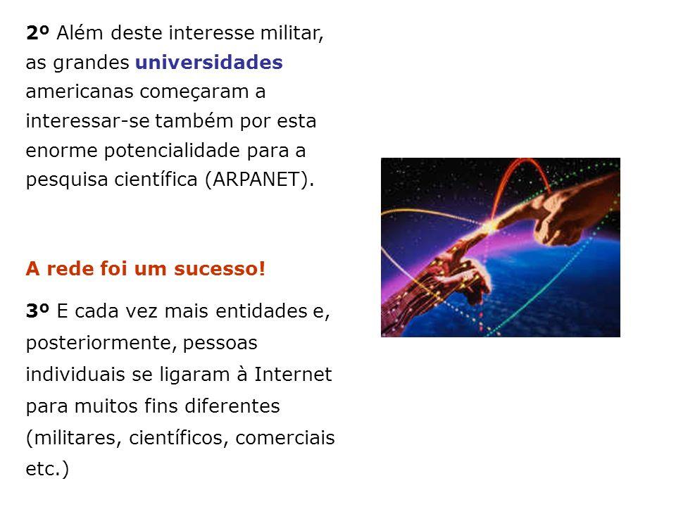 Diferença entre rede de computadores, internet e Internet A Internet (com maiúscula) é a maior rede de computadores ligados a nível planetário.