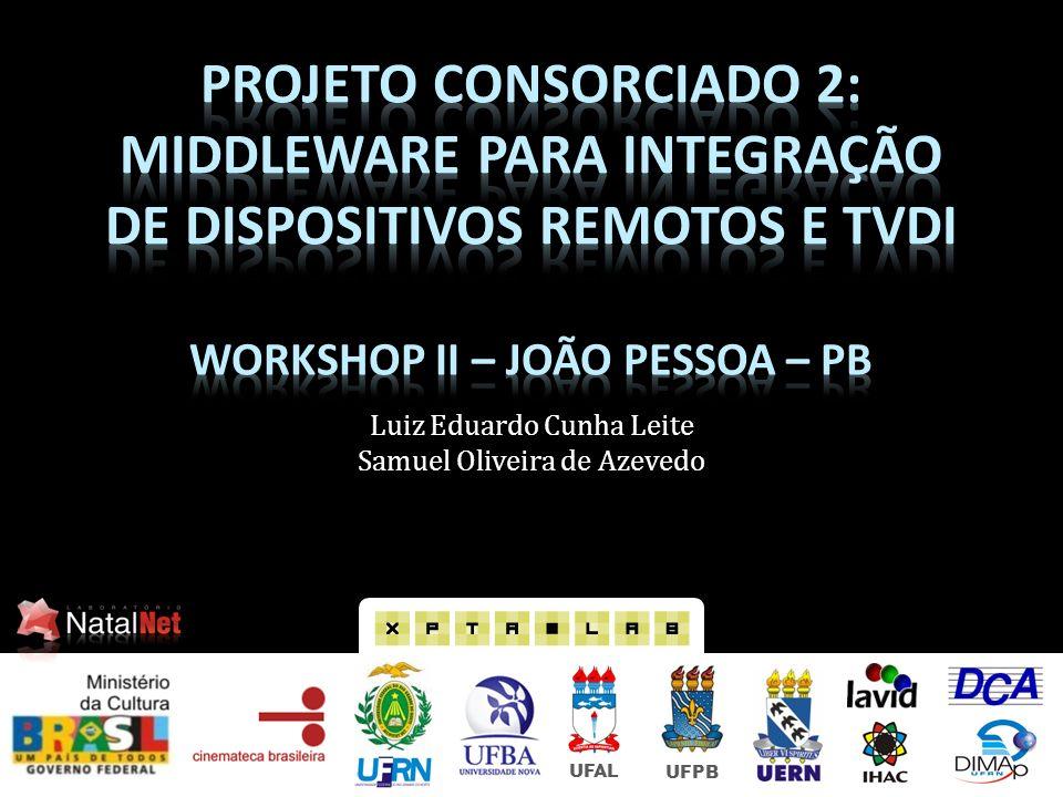 Demonstrações 1) Interface de controle remoto de robô via conversor; 2) Controle remoto de robô via wii-mote; 3) Interface de programação de robôs no conversor.