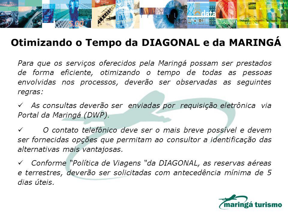 Para que os serviços oferecidos pela Maringá possam ser prestados de forma eficiente, otimizando o tempo de todas as pessoas envolvidas nos processos,
