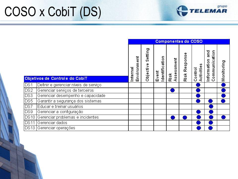 COSO x CobiT (DS)