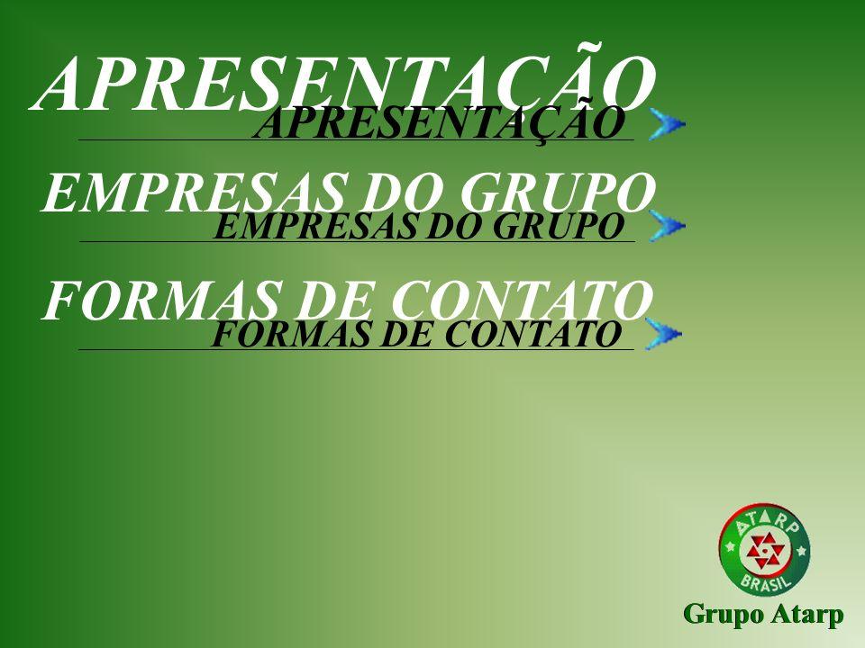 Grupo Atarp VOLTAR FORMAS DE CONTATO APARECIDA HELENA ALVARENGA DIRETORA TEL: (31)3824-6575 FAX: (31)3824-6862 atarp@atarp.com.br associados@atarp.com.br adm@atarp.com.br tecmil@uai.com.br