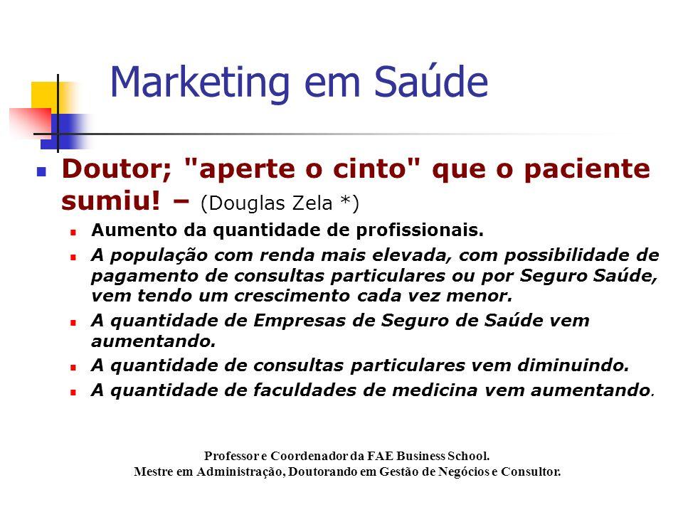 Marketing em Saúde Doutor;