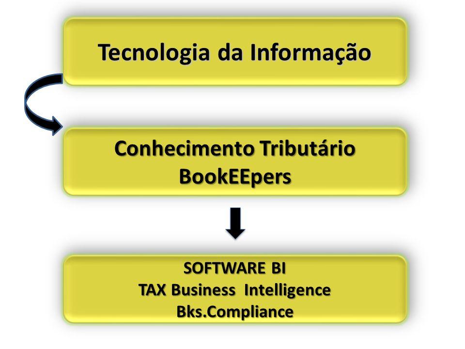 SOFTWARE BI TAX Business Intelligence Bks.Compliance Conhecimento Tributário BookEEpers Tecnologia da Informação