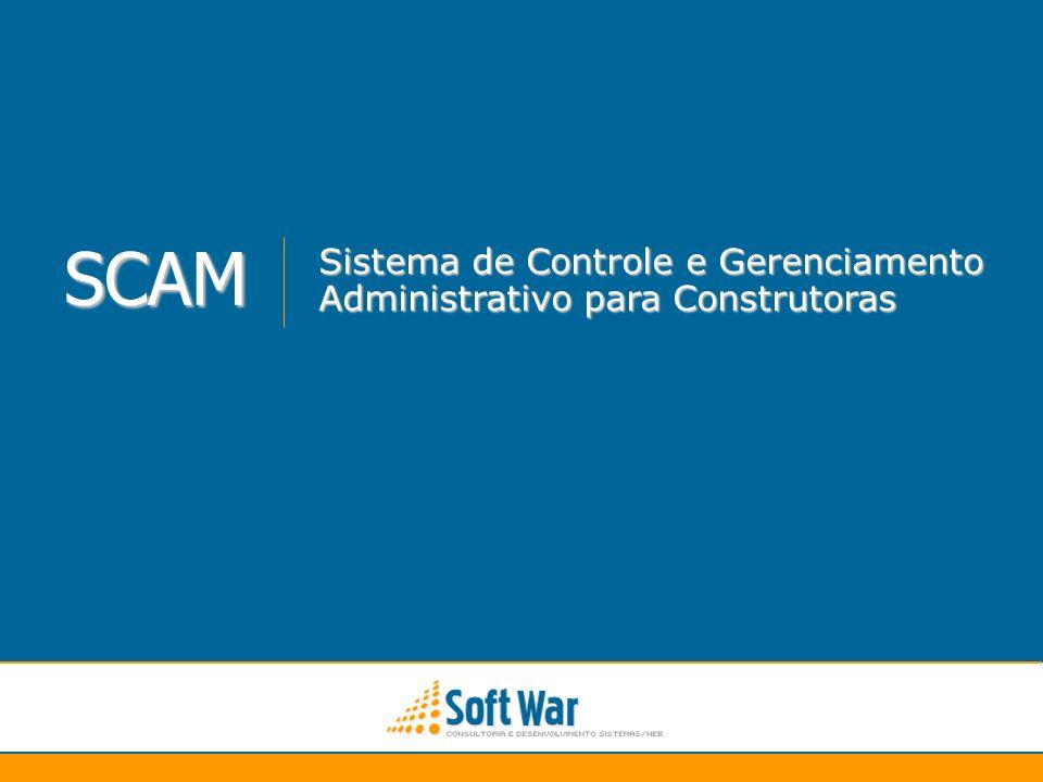SCAM Sistema de Controle e Gerenciamento Administrativo para Construtoras