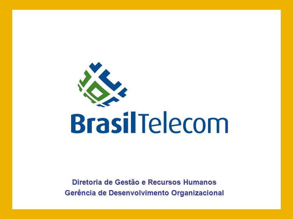 Diretoria de Gestão e Recursos Humanos Gerência de Desenvolvimento Organizacional