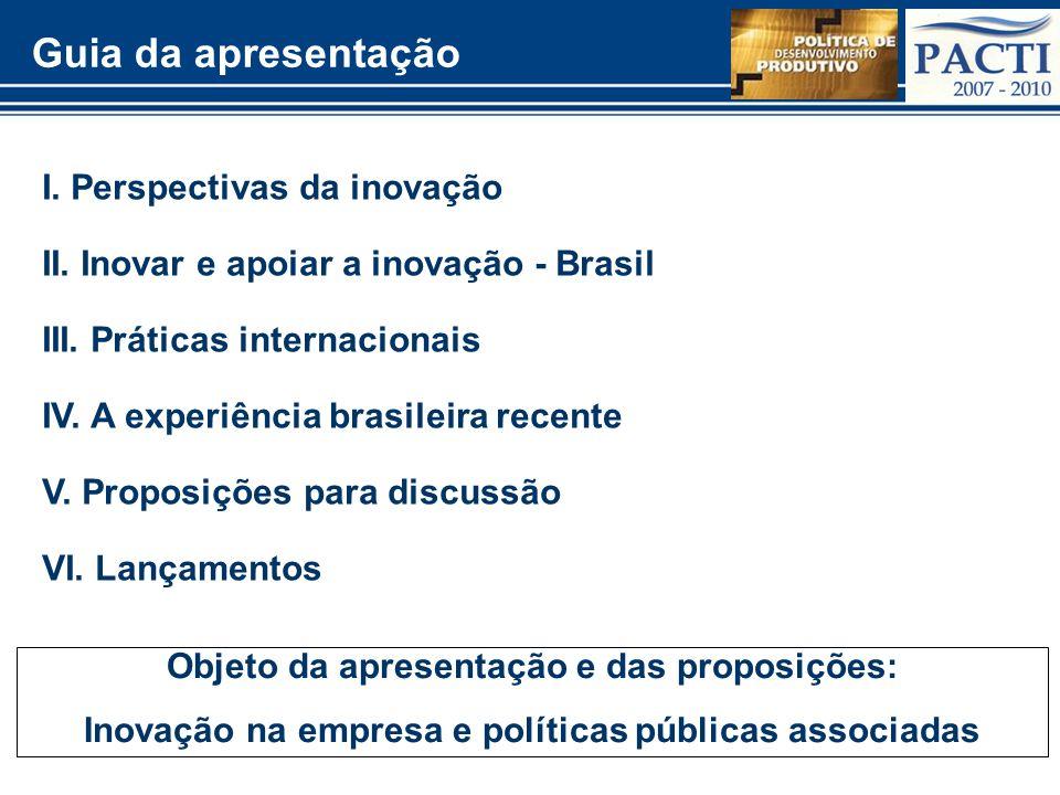 Políticas: Diferentes abordagens e instrumentos possíveis I.