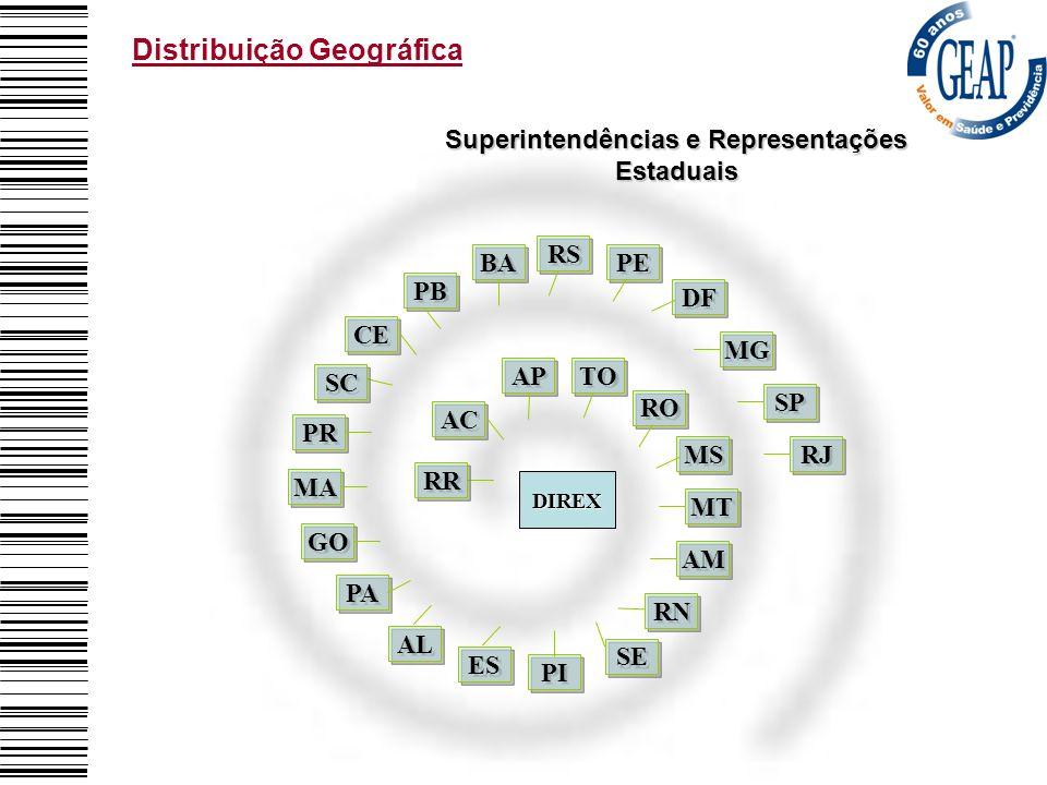 GEAPClássico Participação Nas Internações de Psiquiatria será cobrada a participação de 30% do valor da despesa.