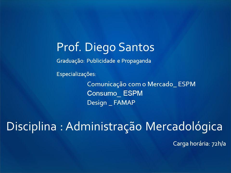 Prof. Diego Santos