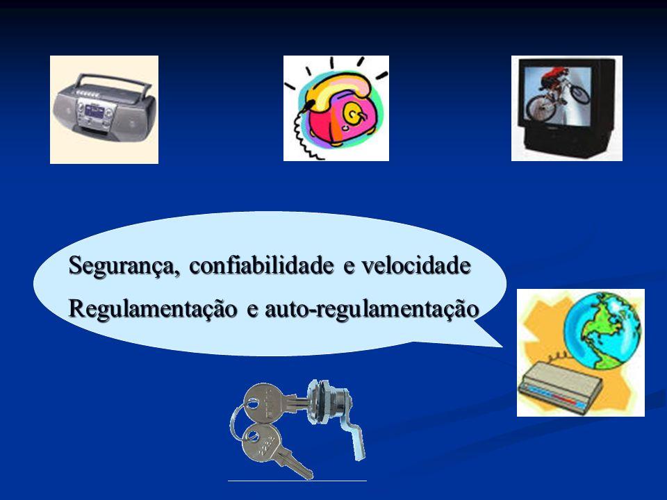 Onde estamos Até recentemente a utilização de tecnologias de informação e comunicação oferecida pelo Brasil era bastante restrita.