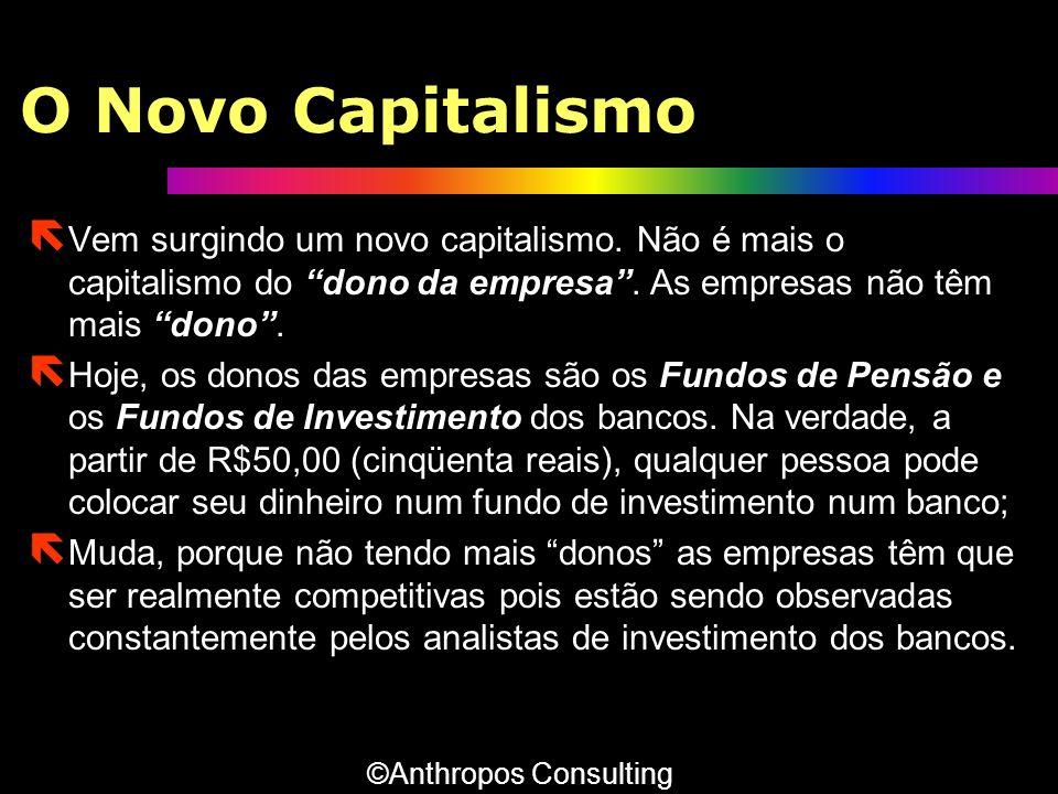 O Brasileiro como empreendedor ë O brasileiro é um empreendedor.