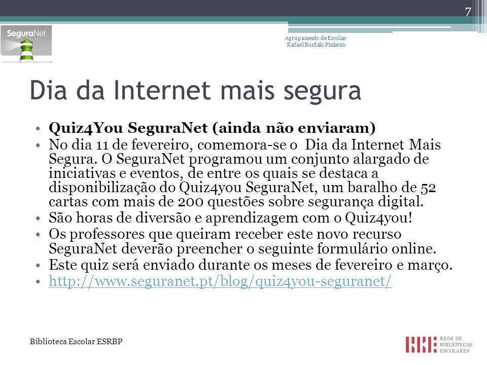 Objetivos: Conhecer direitos e deveres no uso da Internet.