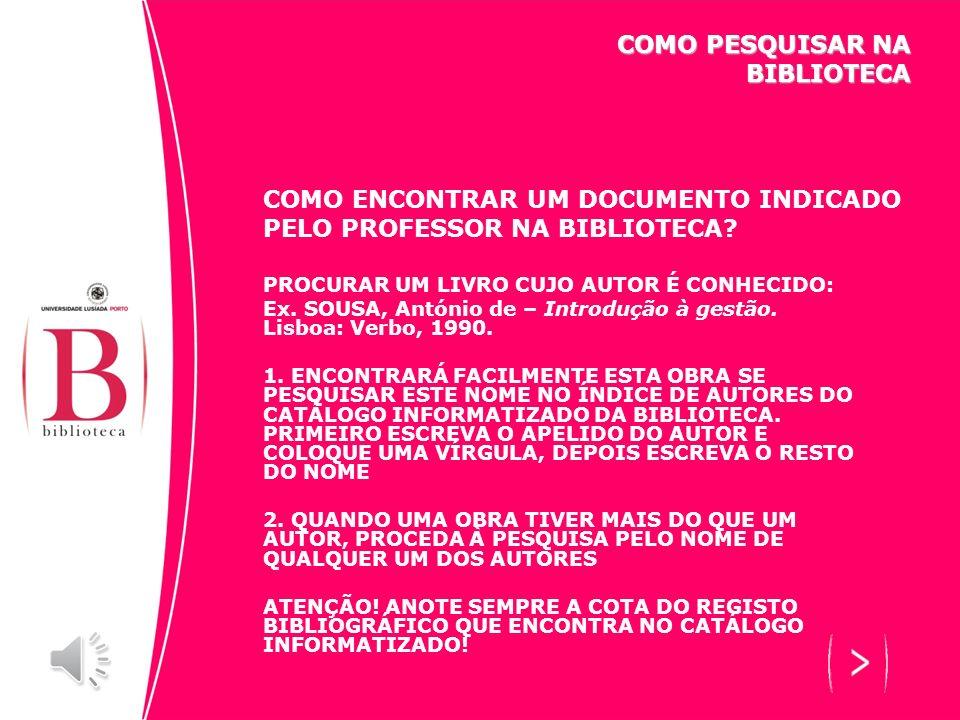 COMO PESQUISAR NA BIBLIOTECA COMO ENCONTRAR INFORMAÇÕES NA INTERNET SITES ÚTEIS PARA DIVERSAS NECESSIDADES DE INFORMAÇÃO MATEMÁTICA / CIÊNCIAS NATURAIS ASTRONOMIA BIOLOGIA BOTÂNICA FÍSICA HIDROLOGIA MATEMÁTICA METEOROLOGIA ZOOLOGIA