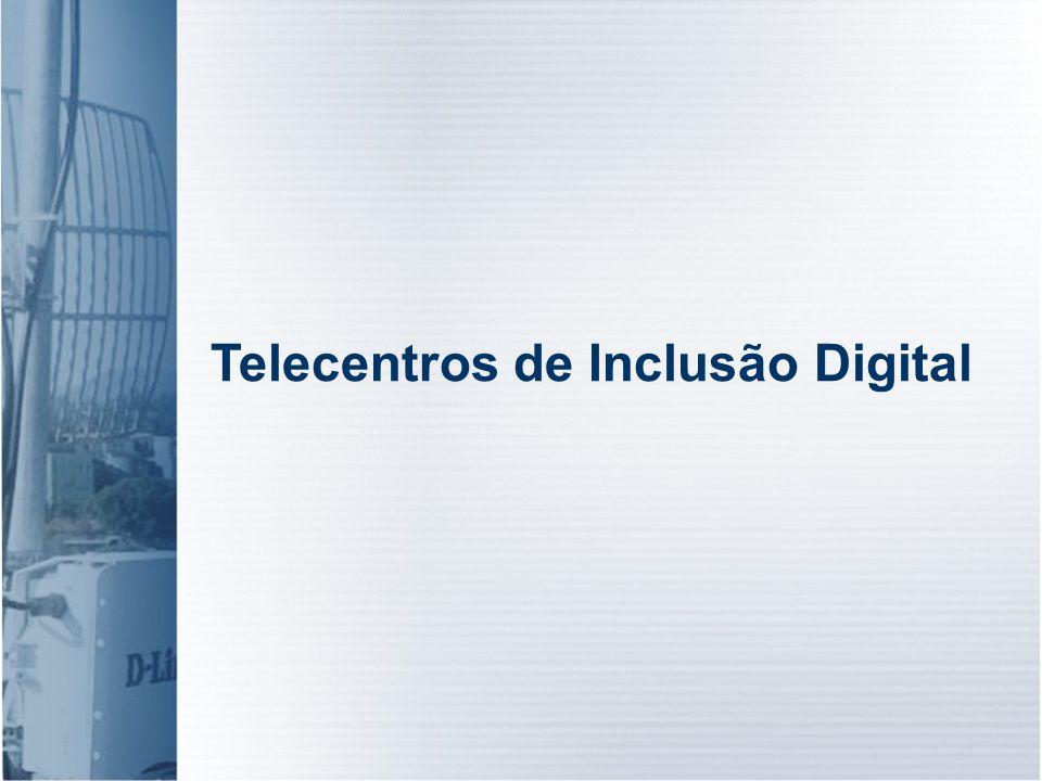 Telecentros de Inclusão Digital