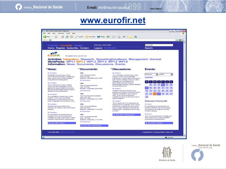 www.eurofir.net Prepared on behalf of EuroFIR consortium and funded under the EU 6th Framework Food Quality and Safety Programme