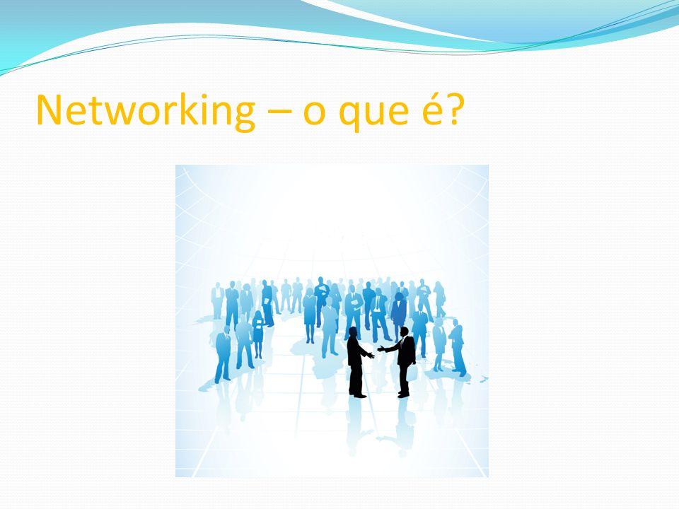 Networking – o que é?