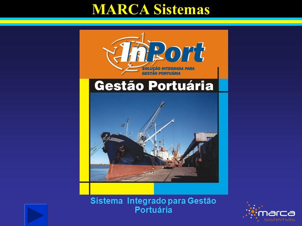 MARCA Sistemas Sistema Integrado para Gestão Portuária