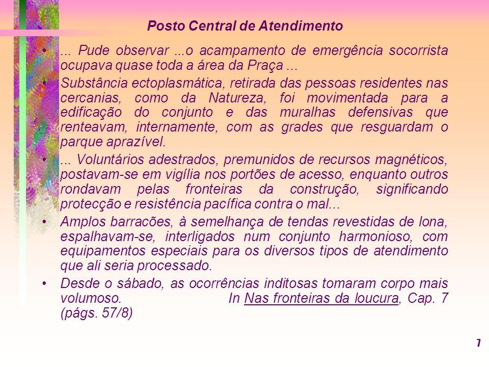 7 Posto Central de Atendimento...