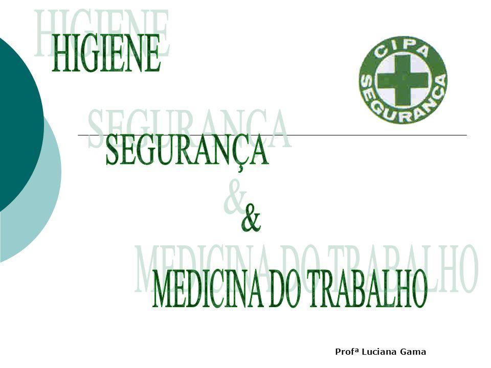 Profª Luciana Gama
