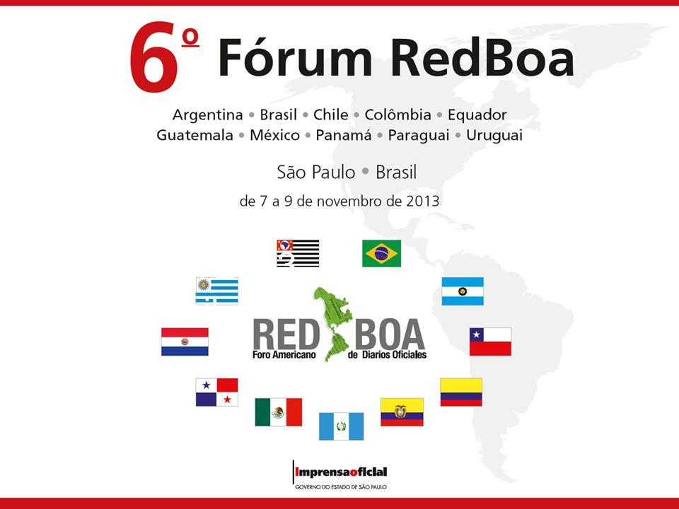 REDBOA 2013 Brasil