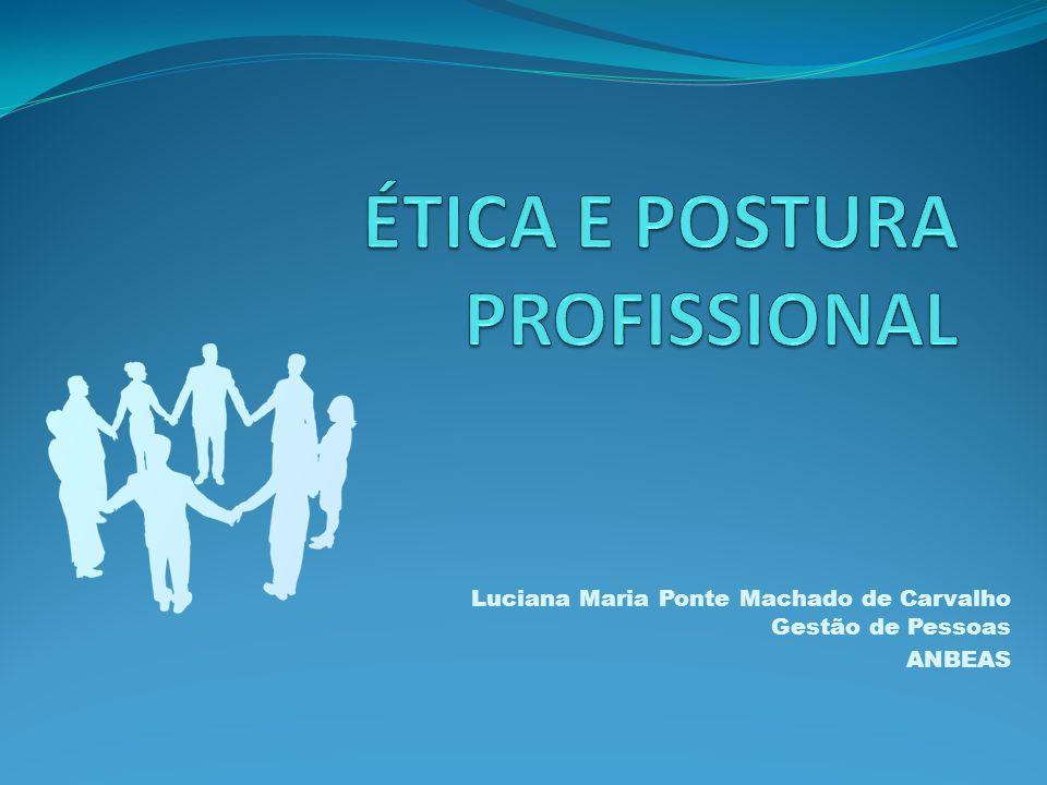 Luciana Maria Ponte Machado de Carvalho Gestão de Pessoas ANBEAS