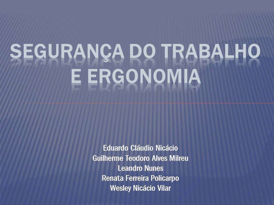 Eduardo Cláudio Nicácio Guilherme Teodoro Alves Milreu Leandro Nunes Renata Ferreira Policarpo Wesley Nicácio Vilar