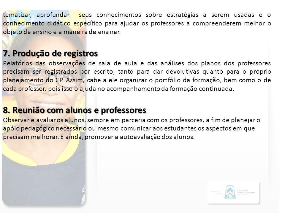 CONSTRUÇÃO DA ROTINA DE TRABALHO DA COORDENAÇÃO PEDAGÓGICA