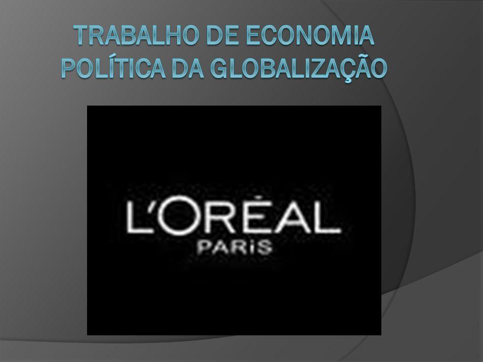 Quantificação dos impactos Segundo os dados de 2007, as vendas da fabricante de produtos de beleza L Oréal avançaram 2,6% no segundo trimestre, em comparação ao mesmo período do ano anterior, sendo uma amostra de que o sector tem resistido de certa forma à retracção económica mundial.