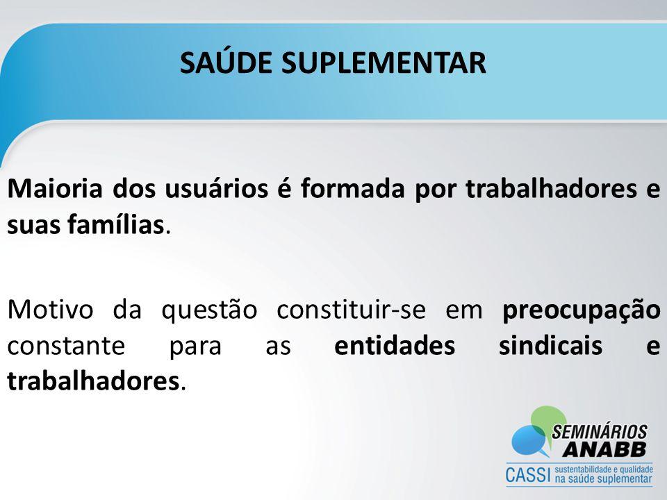 Saúde Suplementar e Saúde do Trabalhador Gilberto Antonio Vieira E-mail: gilbertovieira@contec.org.brgilbertovieira@contec.org.br Fone: (61) 8125-5510