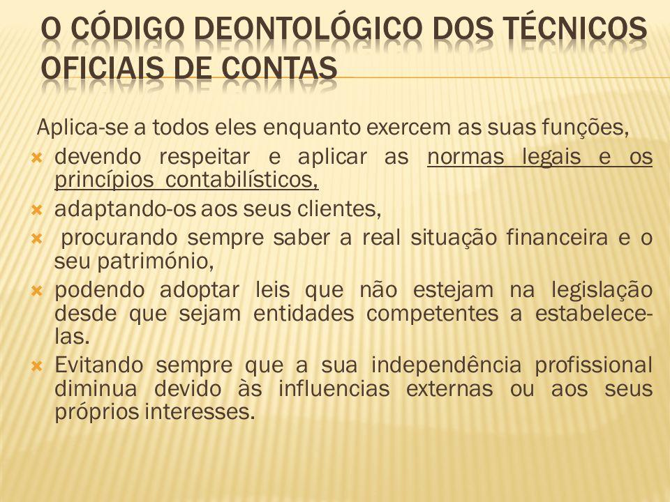 Deontologia É um conjunto de valores e normas profissionais aplicados a uma profissão.