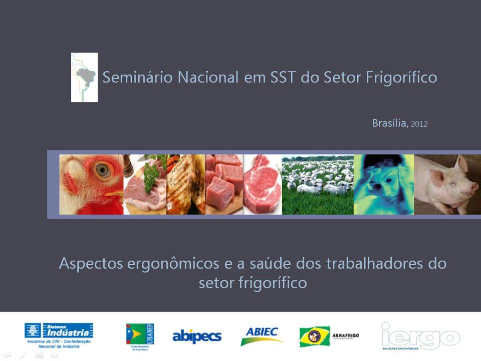GESTÃO INTEGRADA AO RISCO DE LER/DORT POLÍTICAS DE GESTÃO EM SST COMO VALOR AGREGADO AO PRODUTO CRITÉRIOS DE VIGILÂNCIA DA SAÚDE DOS TRABALHADORES IDENTIFICAÇÃO - AVALIAÇÃO – REDUÇÃO DO RISCO FORMAÇÃO E INFORMAÇÃO DOS TRABALHADORES AVALIAR GLOBALMENTE O CENÁRIO DE SAÚDE x DOENÇA LOCALIZAÇÃO ANATÔMICA DOS SINTOMAS NOS ÚLTIMOS 12 MESES PERSISTÊNCIA DOS SINTOMAS NA ÚLTIMA SEMANA RASTREAR PRECOCEMENTE EVENTUAIS CASOS DE DOENÇA ABSENTEÍSMO (susceptibilidade e eficácia no trato dos riscos ambientais) COMPONENTE CLÍNICO: intensidade dos sintomas e o estado geral de saúde do trabalhador COMPONENTE DA ATIVIDADE DE TRABALHO: sintomas x fatores de risco COMPONENTE SÓCIODEMOGRÁFICO E ANTROPOMÉTRICO OUTRAS QUESTÕES AMBIENTAIS: conforto térmico, acústico e iluminação AVALIAR GLOBALMENTE O CENÁRIO DE SAÚDE x DOENÇA LOCALIZAÇÃO ANATÔMICA DOS SINTOMAS NOS ÚLTIMOS 12 MESES PERSISTÊNCIA DOS SINTOMAS NA ÚLTIMA SEMANA RASTREAR PRECOCEMENTE EVENTUAIS CASOS DE DOENÇA ABSENTEÍSMO (susceptibilidade e eficácia no trato dos riscos ambientais) COMPONENTE CLÍNICO: intensidade dos sintomas e o estado geral de saúde do trabalhador COMPONENTE DA ATIVIDADE DE TRABALHO: sintomas x fatores de risco COMPONENTE SÓCIODEMOGRÁFICO E ANTROPOMÉTRICO OUTRAS QUESTÕES AMBIENTAIS: conforto térmico, acústico e iluminação