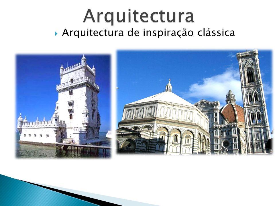 Arquitectura de inspiração clássica