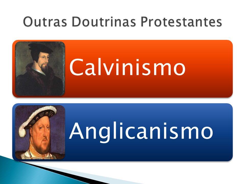 Calvinismo Anglicanismo