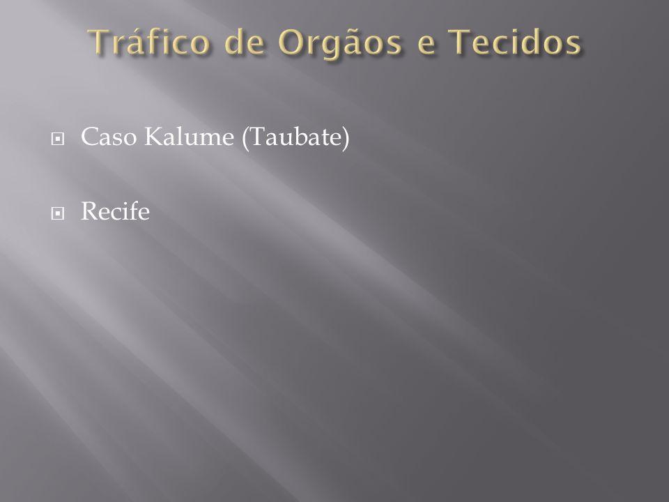 Caso Kalume (Taubate) Recife