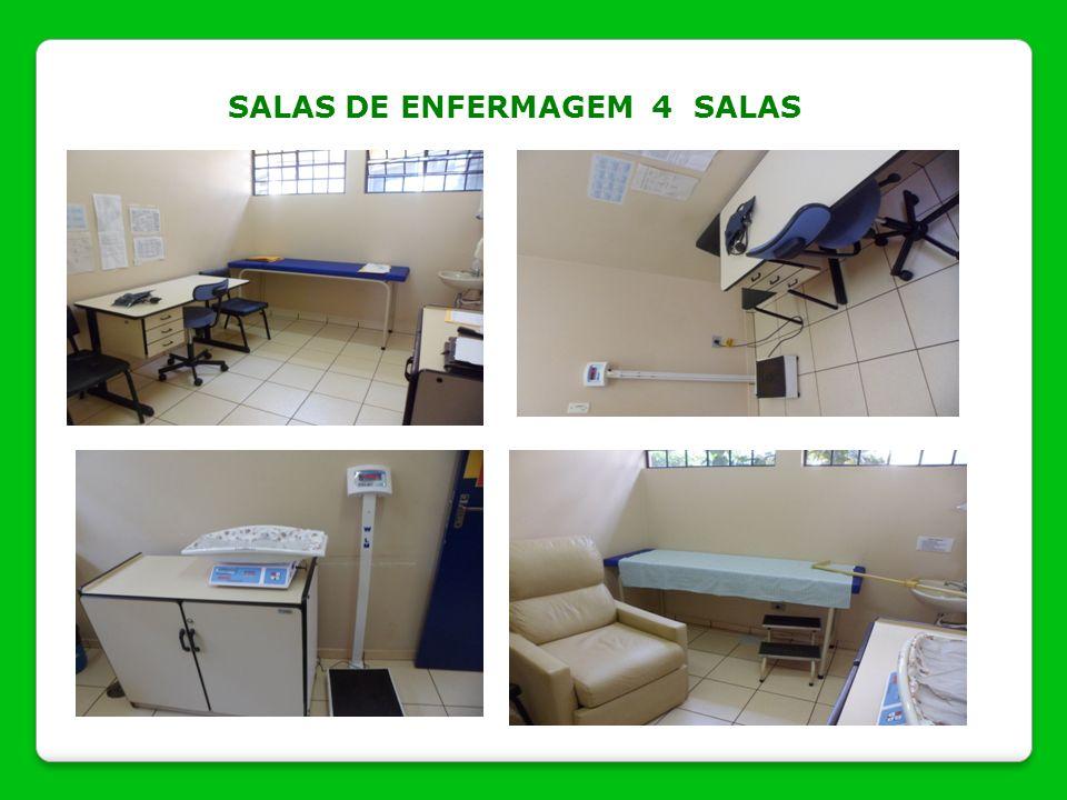 SALAS DE ENFERMAGEM 4 SALAS