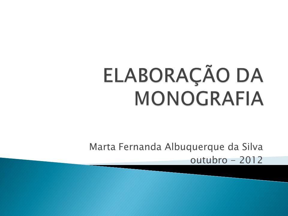 Marta Fernanda Albuquerque da Silva outubro - 2012