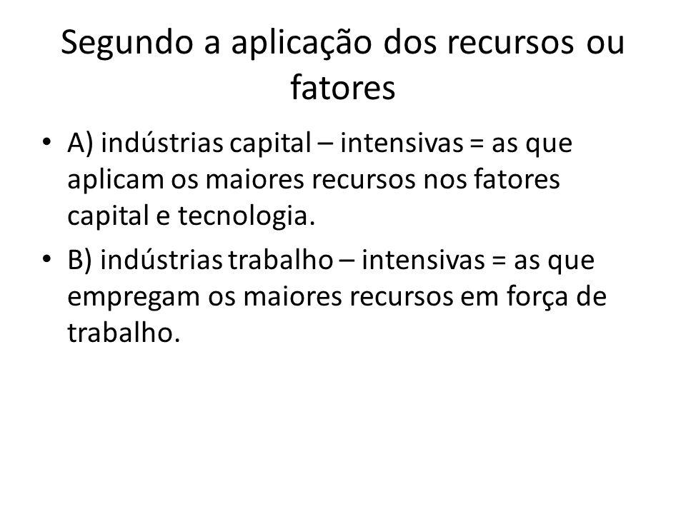 Processo industrial brasileiro Até a década de 1930, não se desenvolveu uma política de industrialização, pois as atenções estavam voltadas para o setor agrário-exportador.