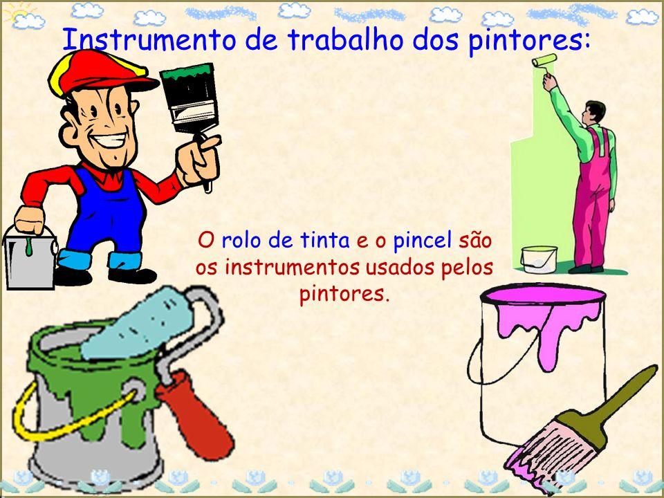 Instrumento de trabalho dos pescadores: O anzol e a isca são os instrumentos principais dos pescadores.