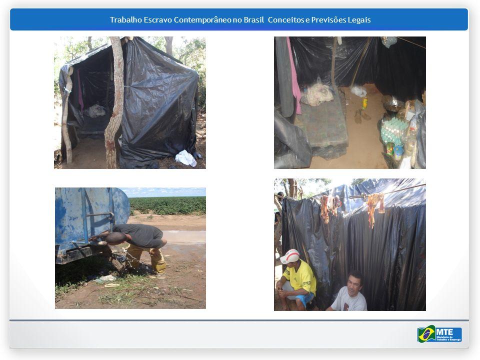 Trabalho Escravo Contemporâneo no Brasil Conceitos e Previsões Legais