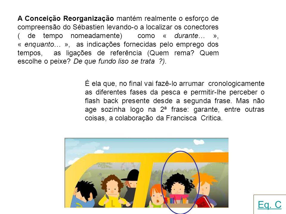5.Releitura da primeira frase As sombras são compridas, é de manhã.