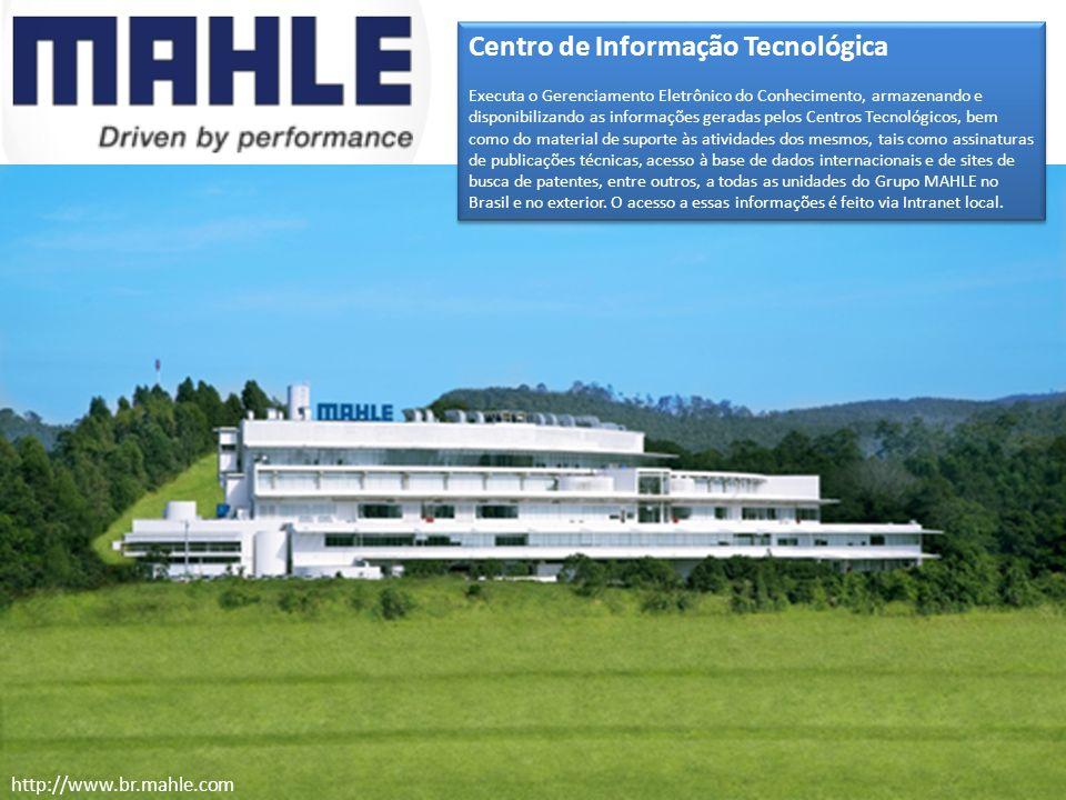 Centro de Informação Tecnológica Executa o Gerenciamento Eletrônico do Conhecimento, armazenando e disponibilizando as informações geradas pelos Centr