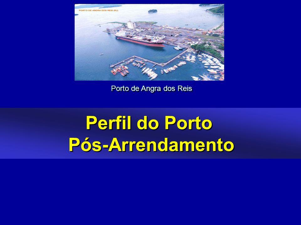 Fatores positivos no Setor Portuário de Angra Porto de Angra dos Reis