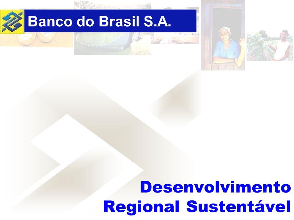 Desenvolvimento Regional Sustentável Banco do Brasil S.A.