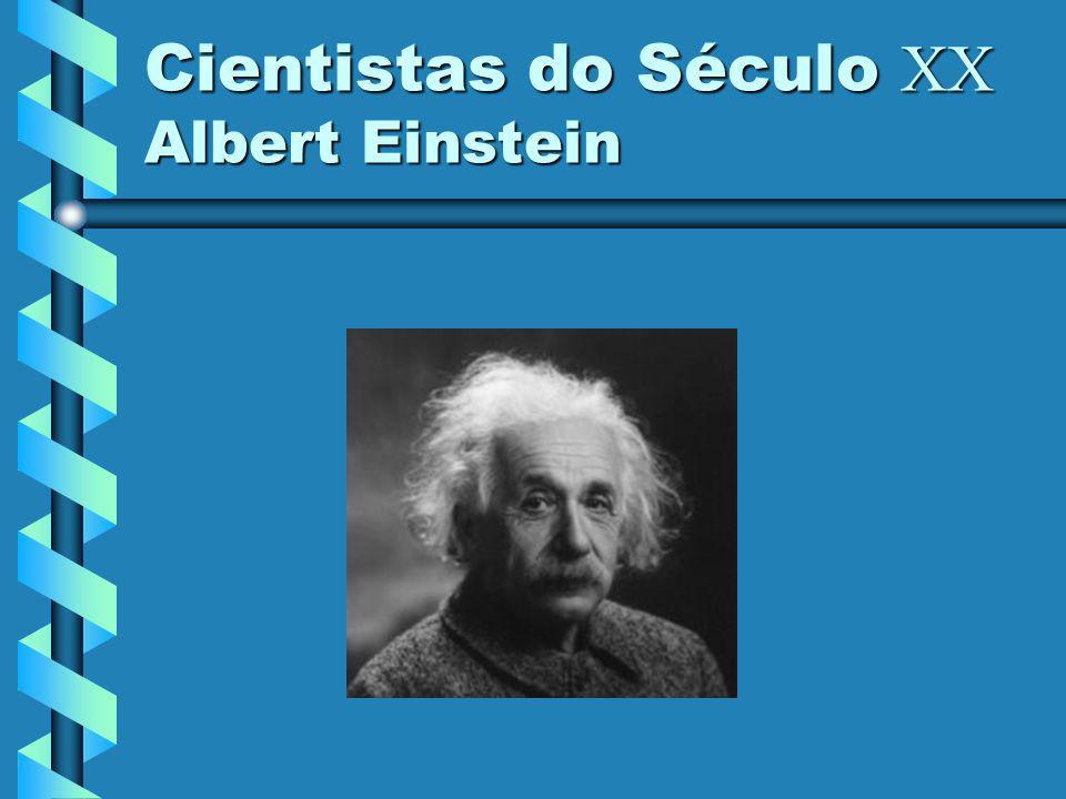 Sumário IntroduçãoIntrodução A VidaA Vida 1905- annus mirabilis para Einstein1905- annus mirabilis para Einstein –Movimento Browniano –Efeito Fotoeléctrico –Relatividade Restrita –Relação entre energia e massa –Relatividade Geral ObrasObras ConclusãoConclusão BibliografiaBibliografia