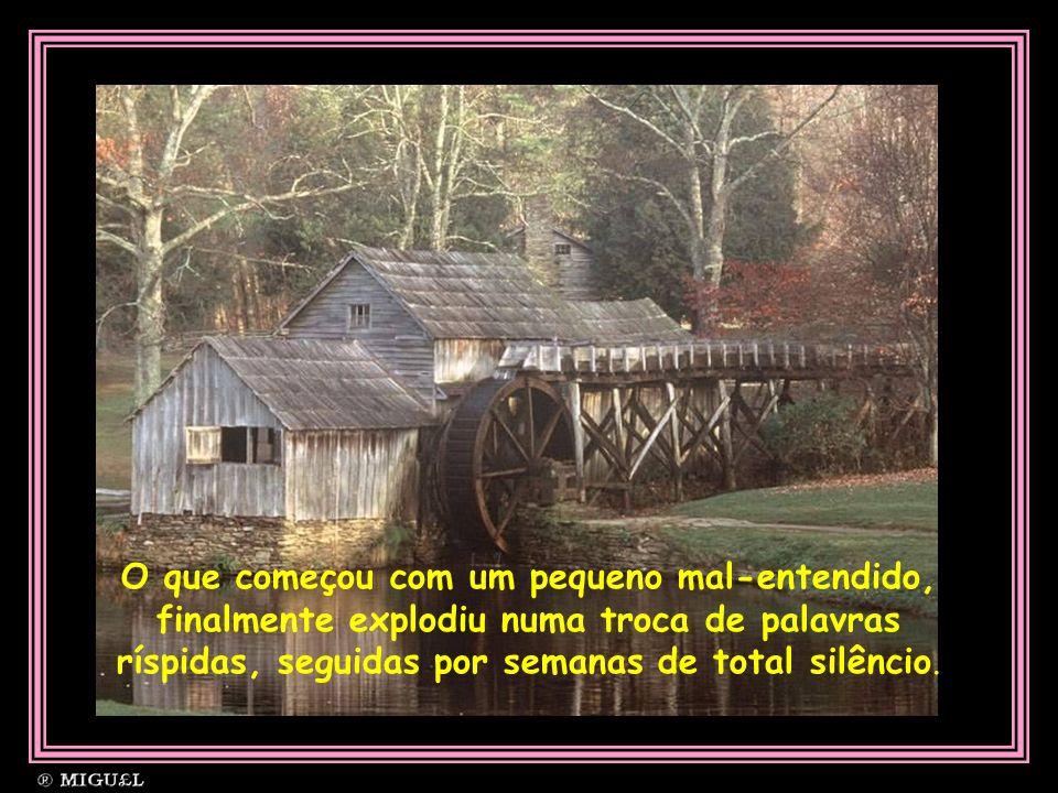 Um fraterno abraço e que Deus permita que possamos construir muitas pontes, juntos....