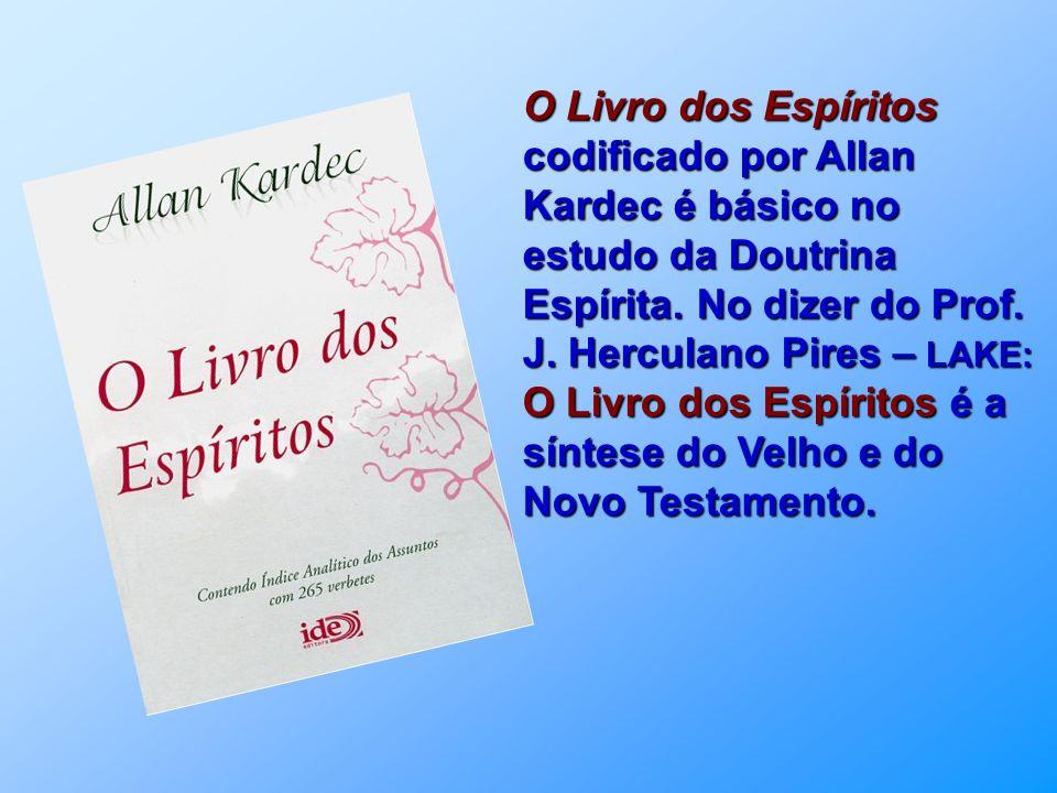 Allan Kardec O Livro dos Espíritos e Previsões nos Prolegômenos