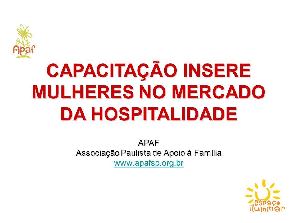 APAF: quem somos Fundada em 2004 por pais e amigos da Stance Dual School, a APAF – Associação Paulista de Apoio a Família, é uma organização não governamental, situada no bairro da Bela Vista com atuação na Sub-prefeitura Sé.